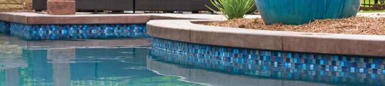 Pool FAQS: When Waterline Tiles on A Fiberglass Swimming ...