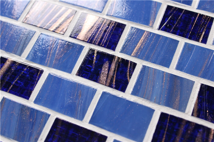 waer resistant dark light blue glass made swimming pool tile.jpg