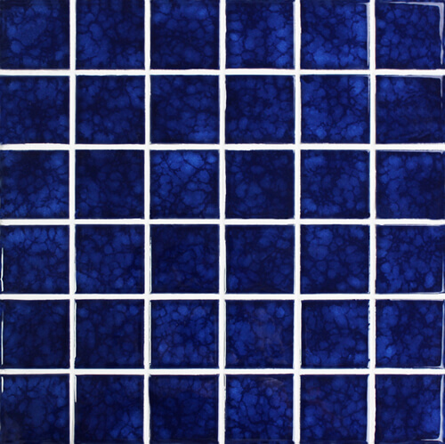48x48mm Dark Blue Blossom Ceramic Pool Tiles BCK637.jpg