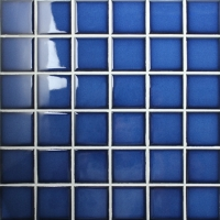 Fambe Glossy Blue BCK611-Mosaic tiles, Porcelian tile, Decorative pool tiles