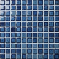 Fambe Glazed BCI912-Ceramic mosaic, Ceramic mosaic tile, Wholesale ceramic pool tile