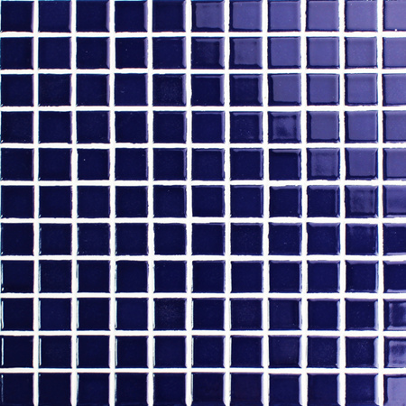 Classic Cobalt Blue BCI612,Mosaic tile, Ceramic mosaic, Glazed mosaic tile, Blue pool tiles Mosaic