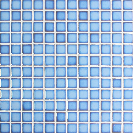 Fambe Blue Blend BCH607,Mosaic tile, Pool ceramic mosaic, Blue pool tile wholesale prices