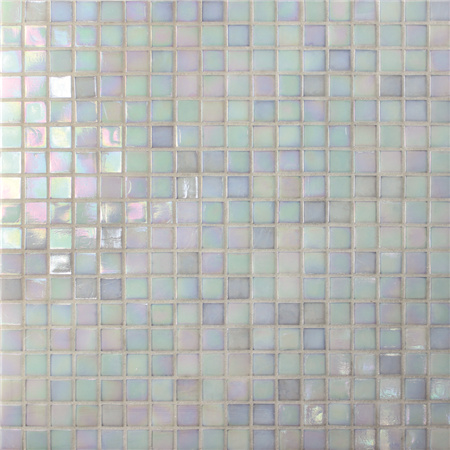 Premium Glowing BGC016,Pool tile, Pool mosaic, Glass moaic, 15mm Glass mosaic tile