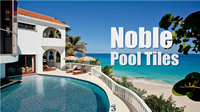 Distinguish Your Swimming Pool With Noble Pool Tile-noble pool tile, swimming pool mosaic tiles, pool tile manufacturers, blue water mosaics