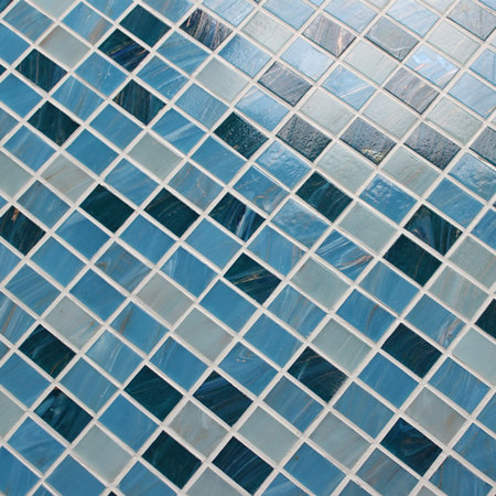 Luxury Blue Mix Gold Line BGZ013,Mosaic tile, Glass mosaic, Swimming pool mosaic tile, Glass mosaic wall tiles