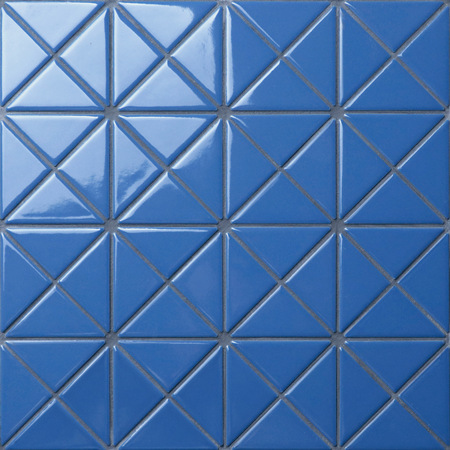 Santorini Pure-Color TR-SA-P3,Triangle Tile, Triangle Ceramic Tile, Swimming Pool Tile Design Mosaic