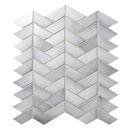 Trapezoid Light Grey BCZ931A,tiny mosaic tiles, mosaic tiles grey, mosaic tile sheets sale