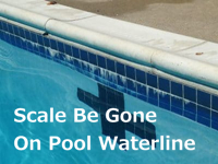 Things You Need To Know About Waterline Scale And How To Tackle It-clean waterline tile, swimming pool border scale, pool mosaic tile wholesale